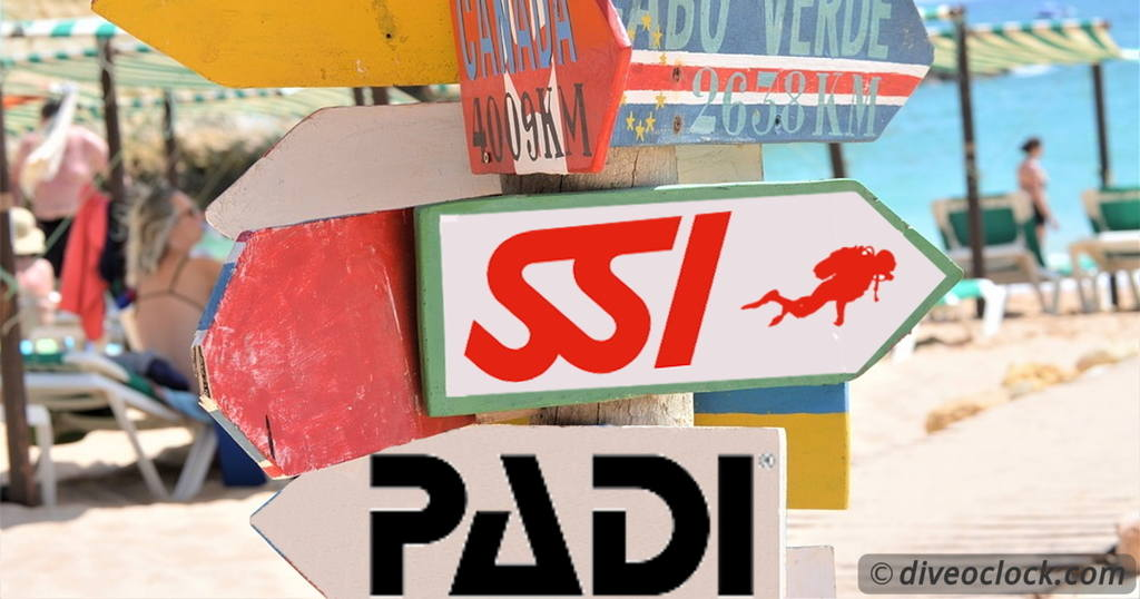 Crossover from PADI to SSI
