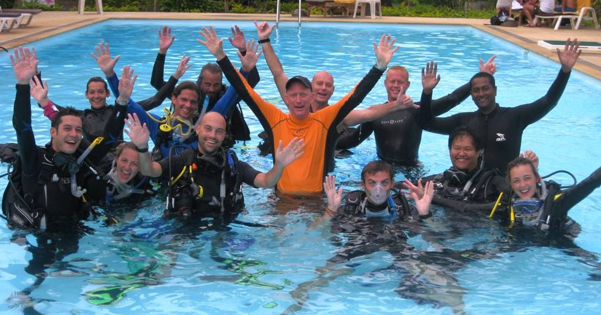10 Things You Learn After Becoming a SCUBA Dive Instructor  Blog PADI CDCL