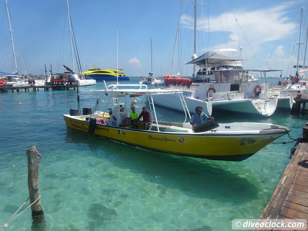 Isla Mujeres - The Best Dive Sites for Experienced Divers (Mexico