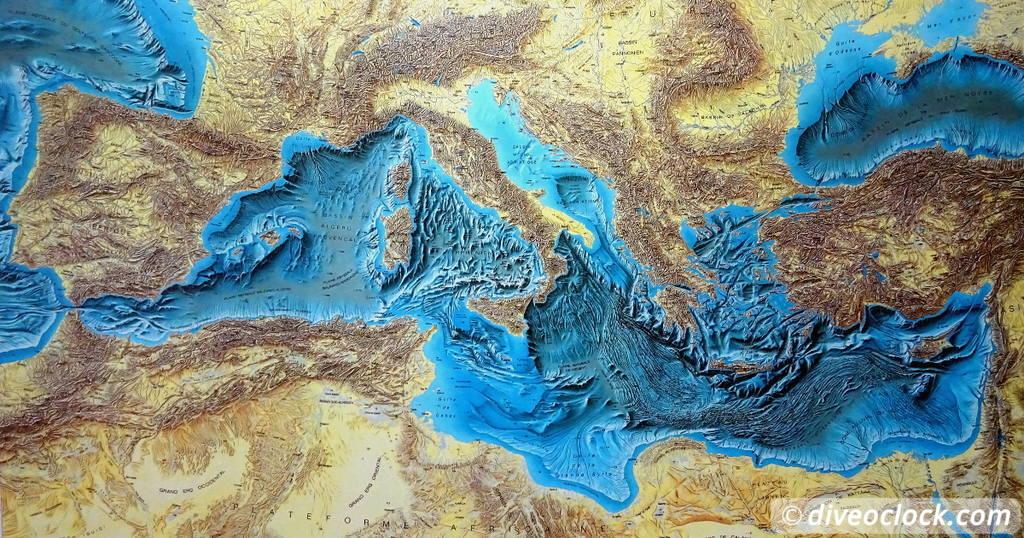 Learn All About The Mediterranean Sea In Cabo De Palos Dive O Clock