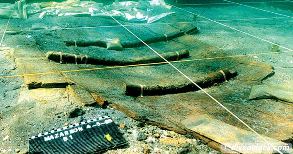 Europe Spain Underwater Archaeology