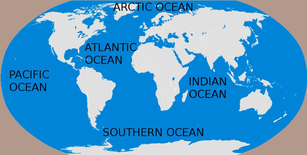 SCUBA QUIZ #9: Oceans! - Dive o'clock!